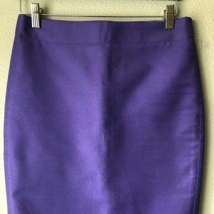 J. Crew violet pencil skirt 4